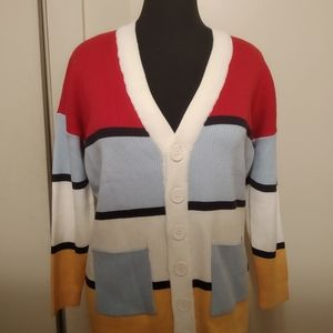 ModCloth Way Out There Pocketed Cardigan